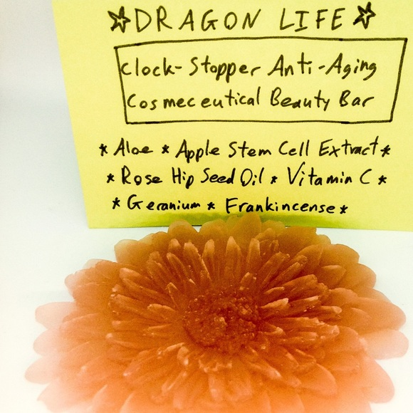 Dragon Life Other - Clock-Stopper Anti-Aging Cosmeceutical Beauty Bar